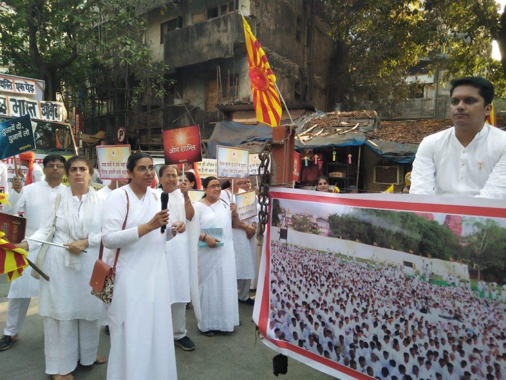 Shobhayatra at vile parle east..Mumbai